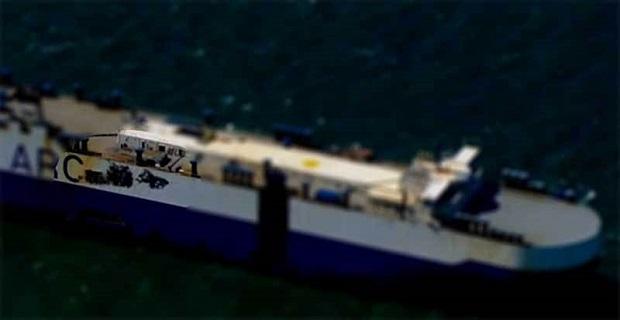 100 κατεστραμμένα οχήματα από πυρκαγιά σε πλοίο PCTC [vid] - e-Nautilia.gr   Το Ελληνικό Portal για την Ναυτιλία. Τελευταία νέα, άρθρα, Οπτικοακουστικό Υλικό
