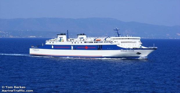 Το «Ionian Star» στην LEVANTE FERRIES - e-Nautilia.gr | Το Ελληνικό Portal για την Ναυτιλία. Τελευταία νέα, άρθρα, Οπτικοακουστικό Υλικό