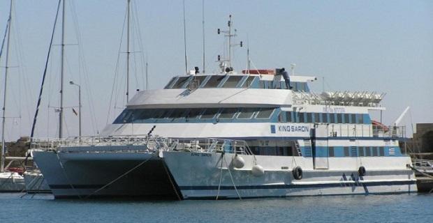 Προσέκρουσε στον προβλήτα το «King Saron» – Αποβιβάστηκαν οι 365 επιβάτες! - e-Nautilia.gr | Το Ελληνικό Portal για την Ναυτιλία. Τελευταία νέα, άρθρα, Οπτικοακουστικό Υλικό