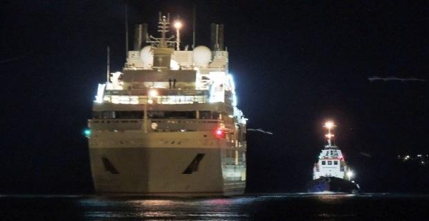 LE LYRIAL: Παρθενική άφιξη στο λιμάνι του Πειραιά[vid] - e-Nautilia.gr | Το Ελληνικό Portal για την Ναυτιλία. Τελευταία νέα, άρθρα, Οπτικοακουστικό Υλικό