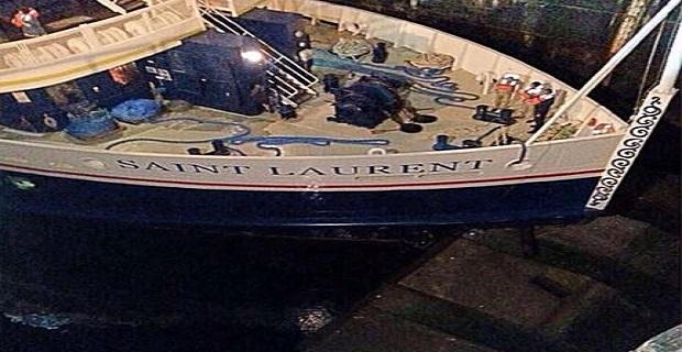 Κρουαζιερόπλοιο χτύπησε σε τοίχο στη Νέα Υόρκη – 17 επιβάτες τραυματίστηκαν[vid+pics] - e-Nautilia.gr | Το Ελληνικό Portal για την Ναυτιλία. Τελευταία νέα, άρθρα, Οπτικοακουστικό Υλικό