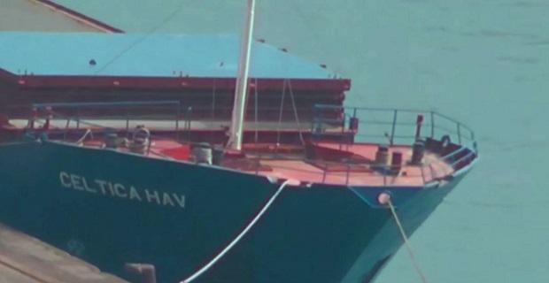 Πυρκαγιά σε φορτηγό πλοίο στη Σκωτία - e-Nautilia.gr   Το Ελληνικό Portal για την Ναυτιλία. Τελευταία νέα, άρθρα, Οπτικοακουστικό Υλικό