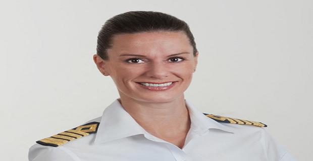 Η πρώτη γυναίκα καπετάνιος κρουαζιερόπλοιου της Celebrity Cruises - e-Nautilia.gr | Το Ελληνικό Portal για την Ναυτιλία. Τελευταία νέα, άρθρα, Οπτικοακουστικό Υλικό