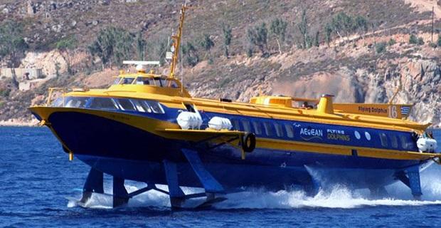 Πρόσκρουση σκάφους στο υδροπτέρυγο «Ερατώ» στην Αλόννησο - e-Nautilia.gr | Το Ελληνικό Portal για την Ναυτιλία. Τελευταία νέα, άρθρα, Οπτικοακουστικό Υλικό
