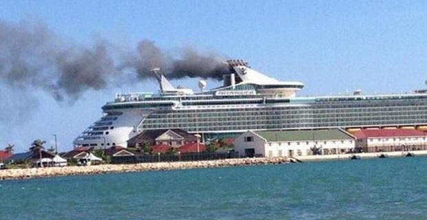 Πυρκαγιά σε κρουαζιερόπλοιο στην Τζαμαϊκα[video] - e-Nautilia.gr | Το Ελληνικό Portal για την Ναυτιλία. Τελευταία νέα, άρθρα, Οπτικοακουστικό Υλικό