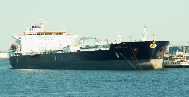 Κανένα πρόβλημα δεν έχει το δεξαμενόπλοιο MINERVA ZEN - e-Nautilia.gr | Το Ελληνικό Portal για την Ναυτιλία. Τελευταία νέα, άρθρα, Οπτικοακουστικό Υλικό