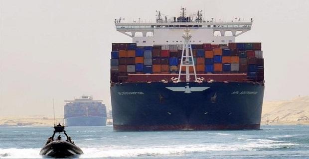 Τα πρώτα πλοία διέσχισαν δοκιμαστικά τη Νέα Διώρυγα του Σουέζ - e-Nautilia.gr | Το Ελληνικό Portal για την Ναυτιλία. Τελευταία νέα, άρθρα, Οπτικοακουστικό Υλικό