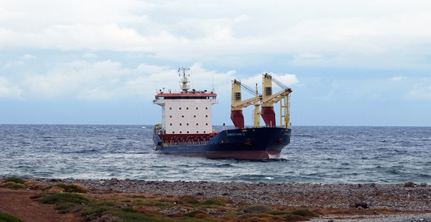 Προσάραξη φορτηγού πλοίου ανατολικά των Κυθήρων - e-Nautilia.gr   Το Ελληνικό Portal για την Ναυτιλία. Τελευταία νέα, άρθρα, Οπτικοακουστικό Υλικό