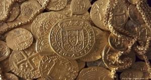 Βρέθηκε θησαυρός ισπανικού ναυαγίου αξίας 1 εκατ. δολαρίων