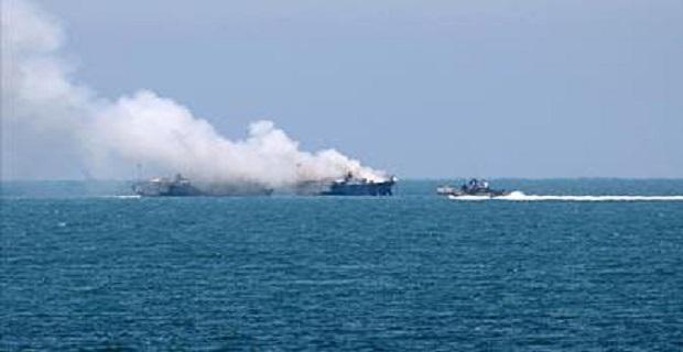 Νέα βύθιση πλοίου από αεροσκάφη της Λιβύης - e-Nautilia.gr | Το Ελληνικό Portal για την Ναυτιλία. Τελευταία νέα, άρθρα, Οπτικοακουστικό Υλικό