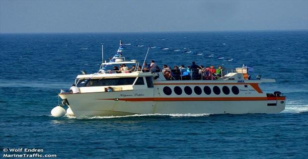 Μηχανική βλάβη στο «ΚΑΛΥΜΝΟΣ ΝΤΟΛΦΙΝ» στο λιμάνι της Κω - e-Nautilia.gr | Το Ελληνικό Portal για την Ναυτιλία. Τελευταία νέα, άρθρα, Οπτικοακουστικό Υλικό