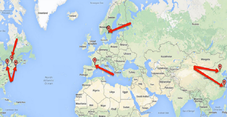 Δείτε τα 5 μεγαλύτερα κανάλια ναυσιπλοΐας στον κόσμο! - e-Nautilia.gr | Το Ελληνικό Portal για την Ναυτιλία. Τελευταία νέα, άρθρα, Οπτικοακουστικό Υλικό