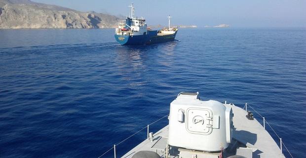 Φορτηγό πλοίο με όπλα εντοπίστηκε ανοικτά της Κρήτης - e-Nautilia.gr | Το Ελληνικό Portal για την Ναυτιλία. Τελευταία νέα, άρθρα, Οπτικοακουστικό Υλικό
