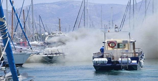 Φωτιά στη θαλαμηγό του Σωκράτη Κόκκαλη - e-Nautilia.gr | Το Ελληνικό Portal για την Ναυτιλία. Τελευταία νέα, άρθρα, Οπτικοακουστικό Υλικό
