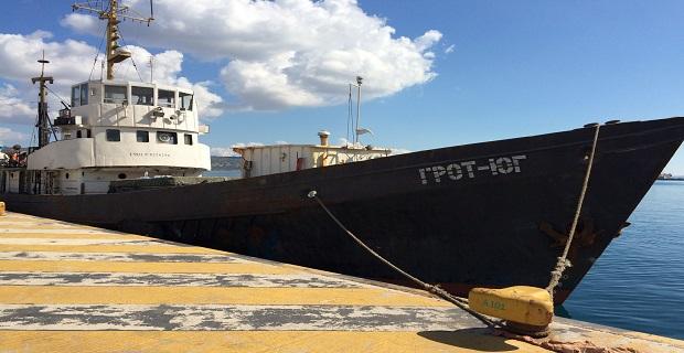 Πλοίο με λαθραία τσιγάρα εντοπίστηκε στα Χανιά - e-Nautilia.gr | Το Ελληνικό Portal για την Ναυτιλία. Τελευταία νέα, άρθρα, Οπτικοακουστικό Υλικό