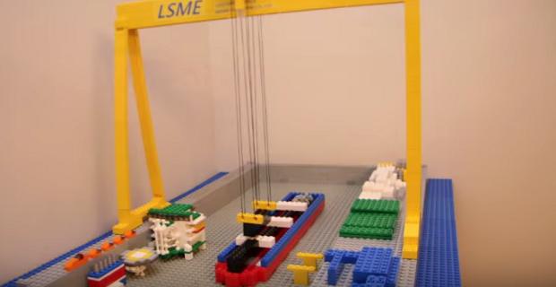 Η κατασκευή του lego μοντέλου Stena IceMAX σε time-lapse (Video) - e-Nautilia.gr | Το Ελληνικό Portal για την Ναυτιλία. Τελευταία νέα, άρθρα, Οπτικοακουστικό Υλικό