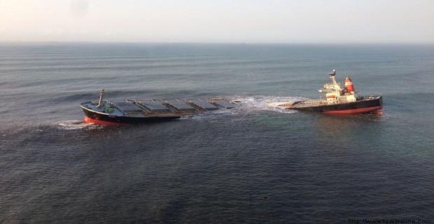 Απομακρύνθηκε οριστικά το ναυάγιο του MV Smart - e-Nautilia.gr | Το Ελληνικό Portal για την Ναυτιλία. Τελευταία νέα, άρθρα, Οπτικοακουστικό Υλικό