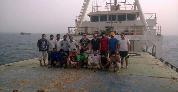 17 ναυτικοί εγκαταλελειμμένοι 8 μήνες στα Εμιράτα - e-Nautilia.gr | Το Ελληνικό Portal για την Ναυτιλία. Τελευταία νέα, άρθρα, Οπτικοακουστικό Υλικό