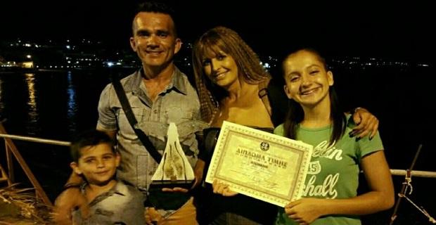 Βραβείο τιμής στον Κρητικό καπετάνιο για τη διάσωση τουρίστα[vid] - e-Nautilia.gr | Το Ελληνικό Portal για την Ναυτιλία. Τελευταία νέα, άρθρα, Οπτικοακουστικό Υλικό