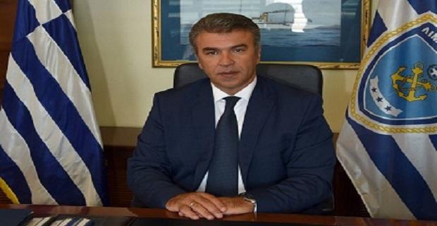 Στο Φαρμακονήσι ο Υπουργός Ναυτιλίας κ. Χρήστος Ζώης - e-Nautilia.gr | Το Ελληνικό Portal για την Ναυτιλία. Τελευταία νέα, άρθρα, Οπτικοακουστικό Υλικό