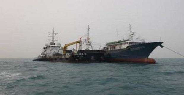 Δύο πλοία κρατηθήκαν στη Μαλαισία για παράνομη μεταφορά πετρελαίου - e-Nautilia.gr | Το Ελληνικό Portal για την Ναυτιλία. Τελευταία νέα, άρθρα, Οπτικοακουστικό Υλικό
