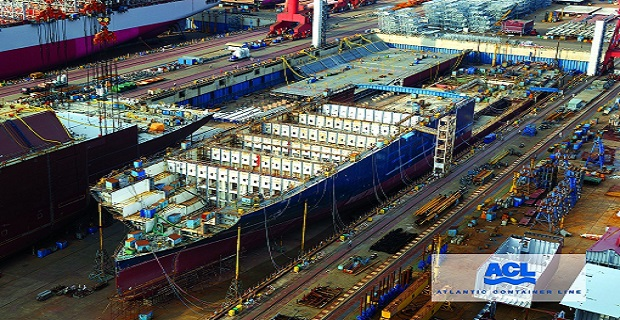 Atlantic Container G4 Vessels