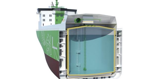 Deltamarin & Brevik λανσάρουν πρωτοποριακό σχεδιασμό  μεταφοράς πολλαπλών αερίων - e-Nautilia.gr | Το Ελληνικό Portal για την Ναυτιλία. Τελευταία νέα, άρθρα, Οπτικοακουστικό Υλικό