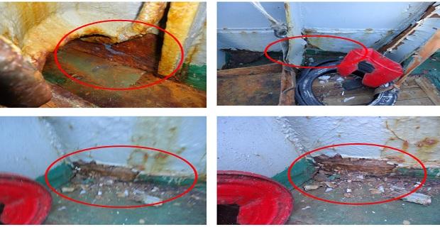 Το καράβι ερείπιο που κρατήθηκε στην Καλαμάτα για 4 μήνες [pics] - e-Nautilia.gr | Το Ελληνικό Portal για την Ναυτιλία. Τελευταία νέα, άρθρα, Οπτικοακουστικό Υλικό