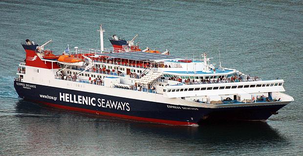 Μηχανική βλάβη στο «Εξπρές Σκιάθος» – Ταλαιπωρία για τους 117 επιβάτες - e-Nautilia.gr | Το Ελληνικό Portal για την Ναυτιλία. Τελευταία νέα, άρθρα, Οπτικοακουστικό Υλικό