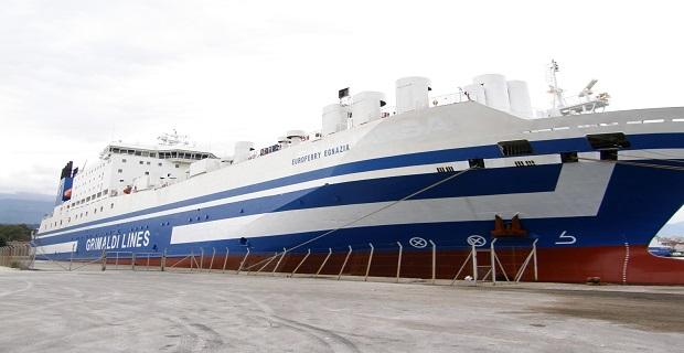Ηγουμενίτσα:Έσπασε ο καταπέλτης πλοίου με 354 επιβαίνοντες! - e-Nautilia.gr | Το Ελληνικό Portal για την Ναυτιλία. Τελευταία νέα, άρθρα, Οπτικοακουστικό Υλικό