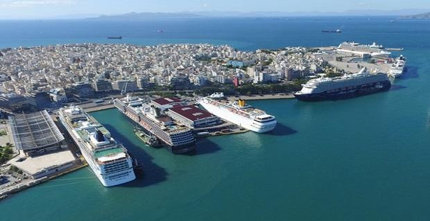 Επτά κρουαζιερόπλοια σήμερα στον Πειραιά-Αυξημένη η κίνηση των home porting επιβατών - e-Nautilia.gr | Το Ελληνικό Portal για την Ναυτιλία. Τελευταία νέα, άρθρα, Οπτικοακουστικό Υλικό