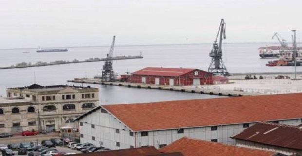 Επίσκεψη εργασίας του προέδρου του ΤΑΙΠΕΔ στο λιμάνι της Θεσσαλονίκης - e-Nautilia.gr   Το Ελληνικό Portal για την Ναυτιλία. Τελευταία νέα, άρθρα, Οπτικοακουστικό Υλικό