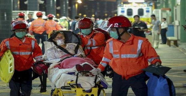 Χονγκ Κονγκ: Πάνω από 100 τραυματίες σε ατύχημα με ferry - e-Nautilia.gr | Το Ελληνικό Portal για την Ναυτιλία. Τελευταία νέα, άρθρα, Οπτικοακουστικό Υλικό