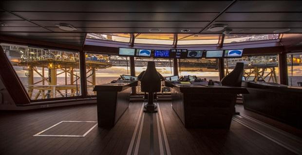 Γέφυρα πλοίου που σχεδιάστηκε από  την Rolls-Royce μοιάζει με διαστημόπλοιο (Photos) - e-Nautilia.gr | Το Ελληνικό Portal για την Ναυτιλία. Τελευταία νέα, άρθρα, Οπτικοακουστικό Υλικό