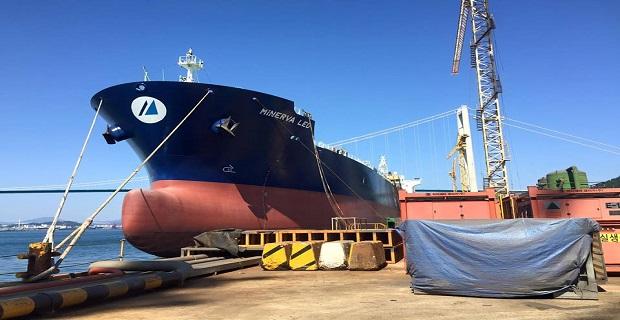 Στις 14 Οκτώβριου παραδίδεται το υπό Ελληνική σημαία «Minerva Leo» - e-Nautilia.gr | Το Ελληνικό Portal για την Ναυτιλία. Τελευταία νέα, άρθρα, Οπτικοακουστικό Υλικό