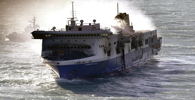 Αποζημίωση €308.000 ζητά επιβάτης τoυ Norman Atlantic - e-Nautilia.gr | Το Ελληνικό Portal για την Ναυτιλία. Τελευταία νέα, άρθρα, Οπτικοακουστικό Υλικό