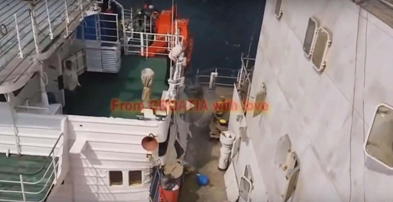 Πλοίο προσέκρουσε.. σε  άλλο πλοίο που ήταν δεμένο στην προβλήτα! (Video) - e-Nautilia.gr | Το Ελληνικό Portal για την Ναυτιλία. Τελευταία νέα, άρθρα, Οπτικοακουστικό Υλικό