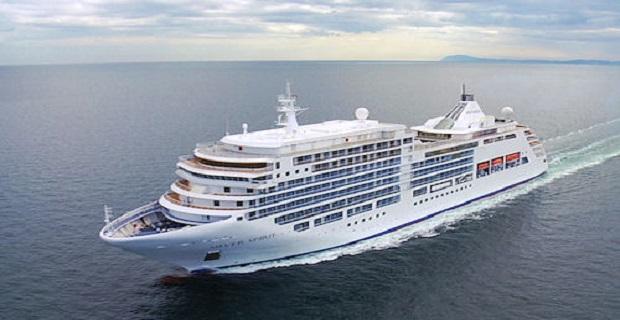Το κρουαζιερόπλοιο «Silver Spirit» στο λιμάνι της Θεσσαλονίκης - e-Nautilia.gr | Το Ελληνικό Portal για την Ναυτιλία. Τελευταία νέα, άρθρα, Οπτικοακουστικό Υλικό