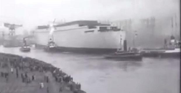 Queen Mary: Η ιστορία του παλιού υπερωκεάνιου και ιστορικού ξενοδοχείου- Σπάνιο βίντεο από την καθέλκυση του (Video) - e-Nautilia.gr | Το Ελληνικό Portal για την Ναυτιλία. Τελευταία νέα, άρθρα, Οπτικοακουστικό Υλικό