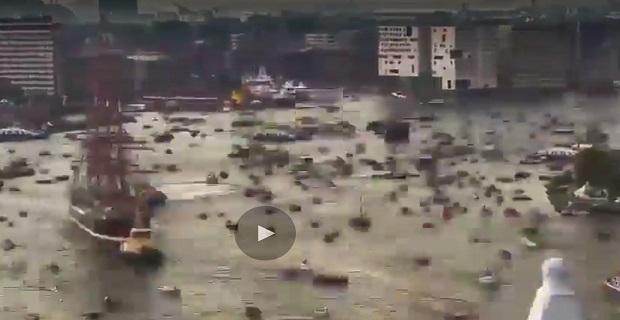 Βίντεο με απίστευτη θαλάσσια κίνηση! - e-Nautilia.gr | Το Ελληνικό Portal για την Ναυτιλία. Τελευταία νέα, άρθρα, Οπτικοακουστικό Υλικό