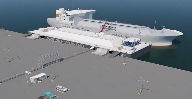 Κινητή μονάδα παροχής LNG προωθεί η Wartsila - e-Nautilia.gr | Το Ελληνικό Portal για την Ναυτιλία. Τελευταία νέα, άρθρα, Οπτικοακουστικό Υλικό