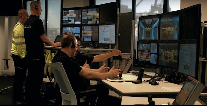 Οι τηλεκατευθυνόμενες εργασίες εκφόρτωσης στον σταθμό Maasvlakte II του Ρότερνταμ (video) - e-Nautilia.gr | Το Ελληνικό Portal για την Ναυτιλία. Τελευταία νέα, άρθρα, Οπτικοακουστικό Υλικό