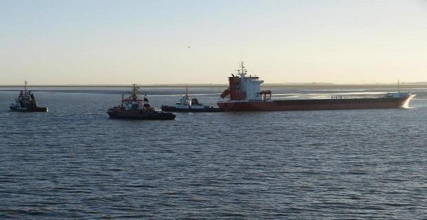 Σύγκρουση φορτηγών πλοίων στο Αμβούργο - e-Nautilia.gr | Το Ελληνικό Portal για την Ναυτιλία. Τελευταία νέα, άρθρα, Οπτικοακουστικό Υλικό