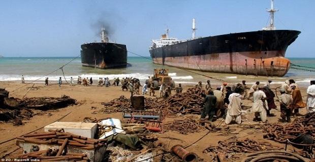 Gadani: Το μεγαλύτερο νεκροταφείο πλοίων παγκοσμίως (Photos) - e-Nautilia.gr | Το Ελληνικό Portal για την Ναυτιλία. Τελευταία νέα, άρθρα, Οπτικοακουστικό Υλικό