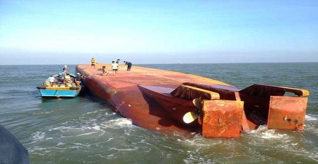 Έρευνα για θανατηφόρα ανατροπή φορτηγού πλοίου στο Βιετνάμ - e-Nautilia.gr | Το Ελληνικό Portal για την Ναυτιλία. Τελευταία νέα, άρθρα, Οπτικοακουστικό Υλικό