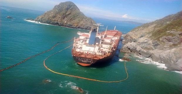 Ξεκινά η μεταφορά πετρελαίου από το χτυπημένο από τον τυφώνα Μεξικάνικο πλοίο [video] - e-Nautilia.gr | Το Ελληνικό Portal για την Ναυτιλία. Τελευταία νέα, άρθρα, Οπτικοακουστικό Υλικό