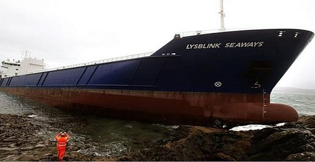 Μεθυσμένος ήταν ο αξιωματικός που ευθύνεται για την προσάραξη του πλοίου - e-Nautilia.gr | Το Ελληνικό Portal για την Ναυτιλία. Τελευταία νέα, άρθρα, Οπτικοακουστικό Υλικό