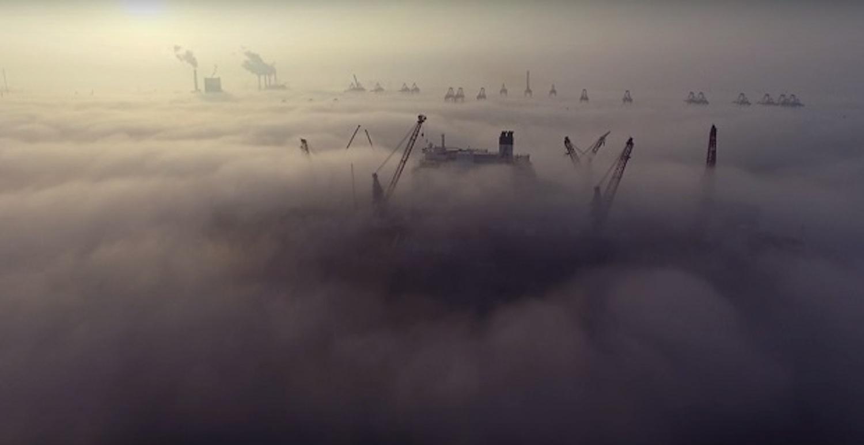 Εντυπωσιακό βίντεο από ψηλά του μεγαλύτερου πλοίου στον κόσμο! - e-Nautilia.gr   Το Ελληνικό Portal για την Ναυτιλία. Τελευταία νέα, άρθρα, Οπτικοακουστικό Υλικό