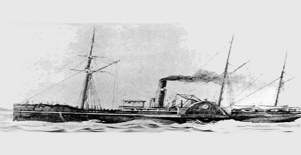 Το ναυάγιο του SS Pacific το 1875: Μία από τις χειρότερες καταστροφές στη ναυτική ιστορία των ΗΠΑ