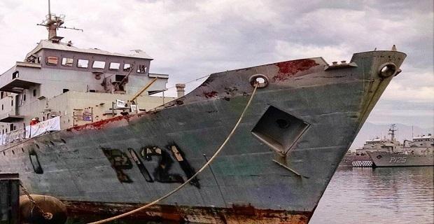 Μεξικό: Διαβάστε γιατί βύθισαν αυτό το πολεμικό πλοίο [βίντεο] - e-Nautilia.gr | Το Ελληνικό Portal για την Ναυτιλία. Τελευταία νέα, άρθρα, Οπτικοακουστικό Υλικό
